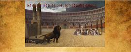 MARTIRIOLOGIO ROMANO