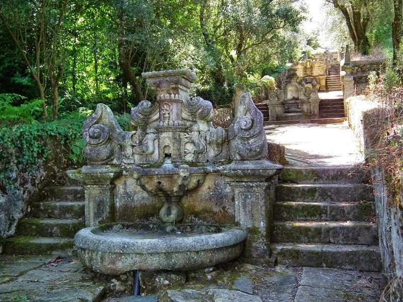 Cerca do Mosteiro de Tibães - Braga
