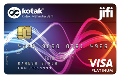 Kotak Jifi, a new zero balance account for the new age social networking generation, get a invite now with your Facebook id