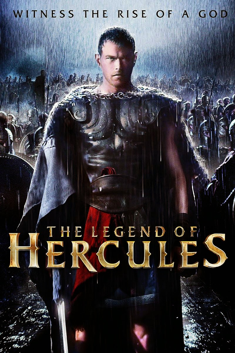 The Legend of Hercules (2014) movie poster