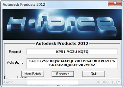 Tutorial install AutoCAD 2012