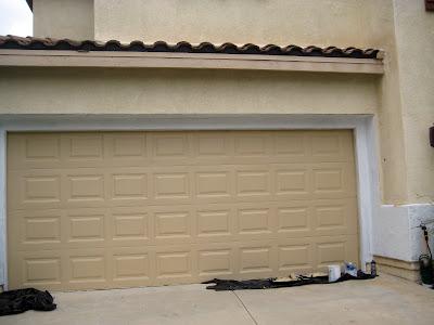 Garage door primer