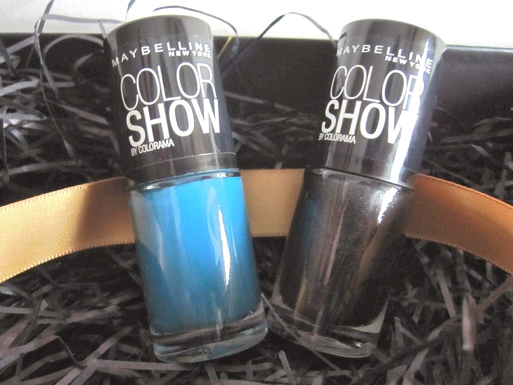 vernis color show maybelline