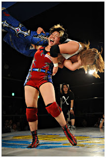 Kagetsu - Japanese Women Wrestling