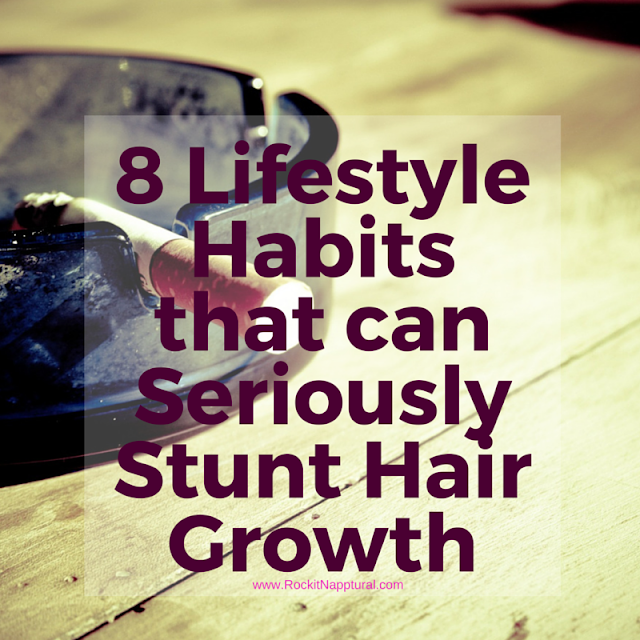 8 Lifestyle Habits that Stop Hair Growth