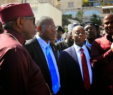 Goodluck Jonathan 'PastorBribery' scandal