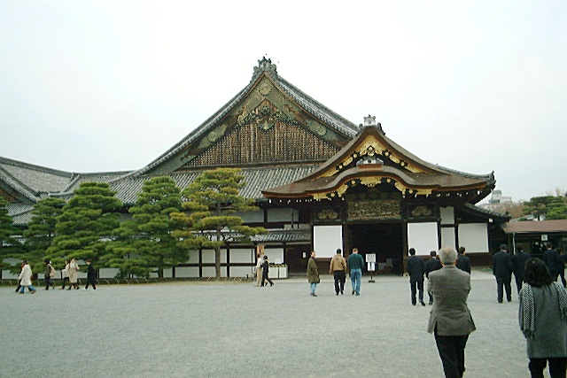 Alberta/Japan Network: Kyoto Imperial Palace (京都御所)