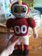 http://www.ravelry.com/patterns/library/football-player---amigurumi