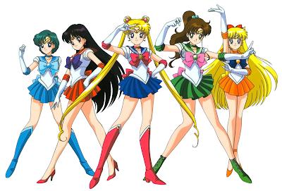 sailor moon 2013  Sailor Moon - Fashion style