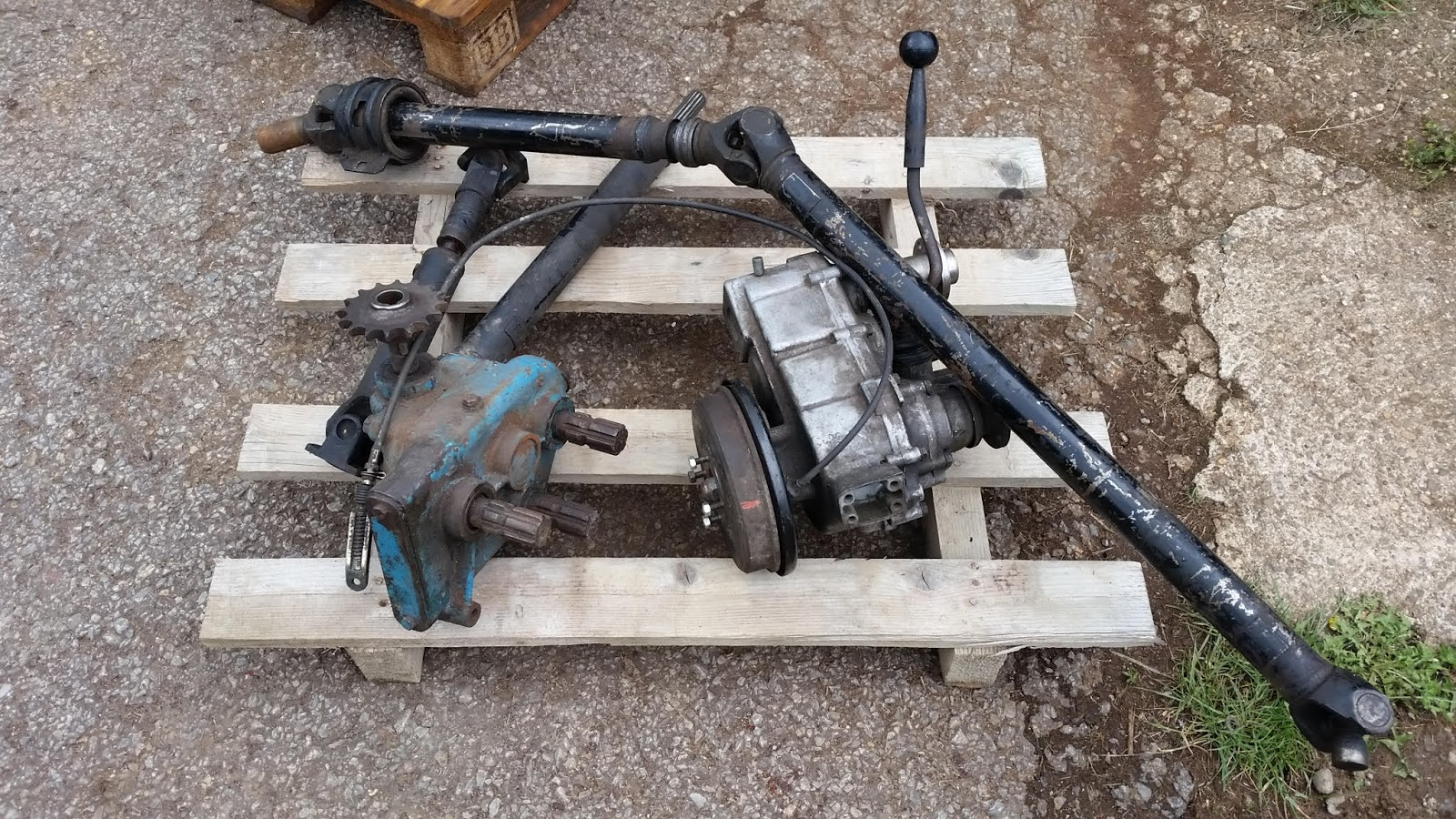 Tractor Pulling News Pullingworld Com Garden Puller Sled For Sale