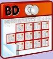 Calendário BD