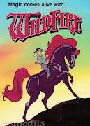 DESENHO CAVALO DE FOGO Wildfire 1987. DVD Simples395