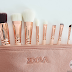 Review [Zoeva] Rose Golden Luxury Pinsel Set Vol.2