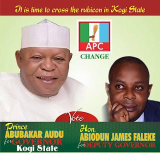 Audu and Faleke campaign