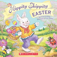 bookcover of HIPPITY SKIPPITY EASTER  By Maria Fleming
