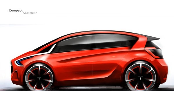 All Cars New Zealand 2012 Tesla Subcompact Concept