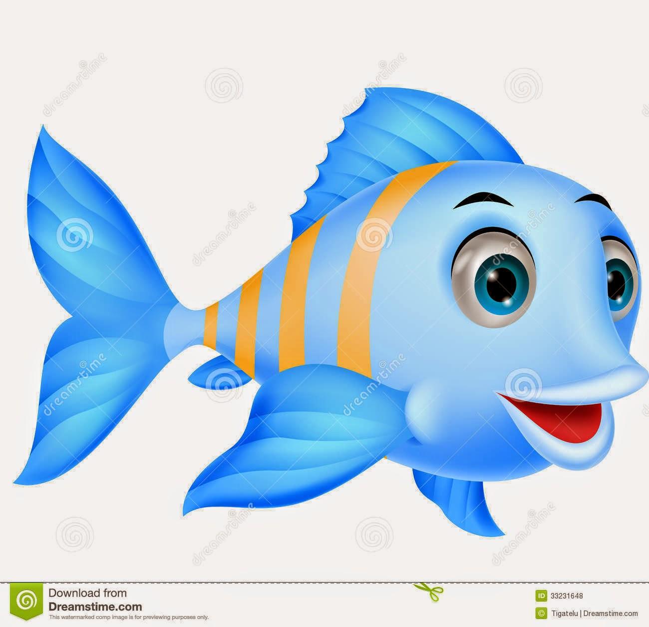 Fish Cartoons Cute Animated F...