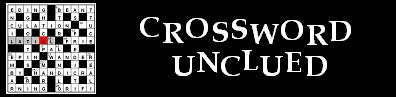 Crossword Unclued, alat za stvaranje križaljki