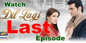 Dil Lagi Last Episode 25 Full by Ary Digital