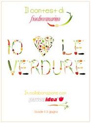 Io ♥ Le verdure... il mio nuovo contest