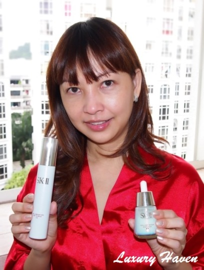 skii cellumination blogger challenge luxury haven