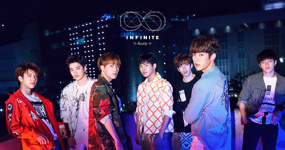 Infinite Korean Boy Group