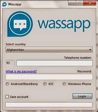 Wassap Messenger
