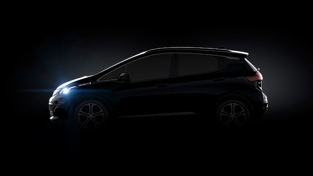 The Chevy Bolt EV Debuted at CES 2016