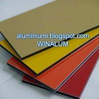 Jenis Aluminium Composite Panel
