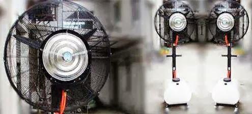 Telaga Cool AC | Sewa - Rental AC Portable Standing Kipas Angin Blower ...