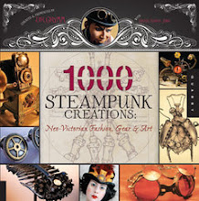 See my artwork featured in '1000 Steampunk Creations'