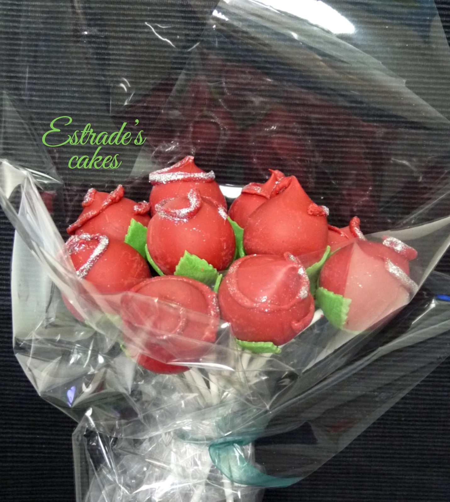 cake pops rosas rojas-3