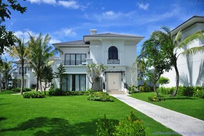 Hình ảnh thực tế Biệt Thự Vinpeal Resort & Golf