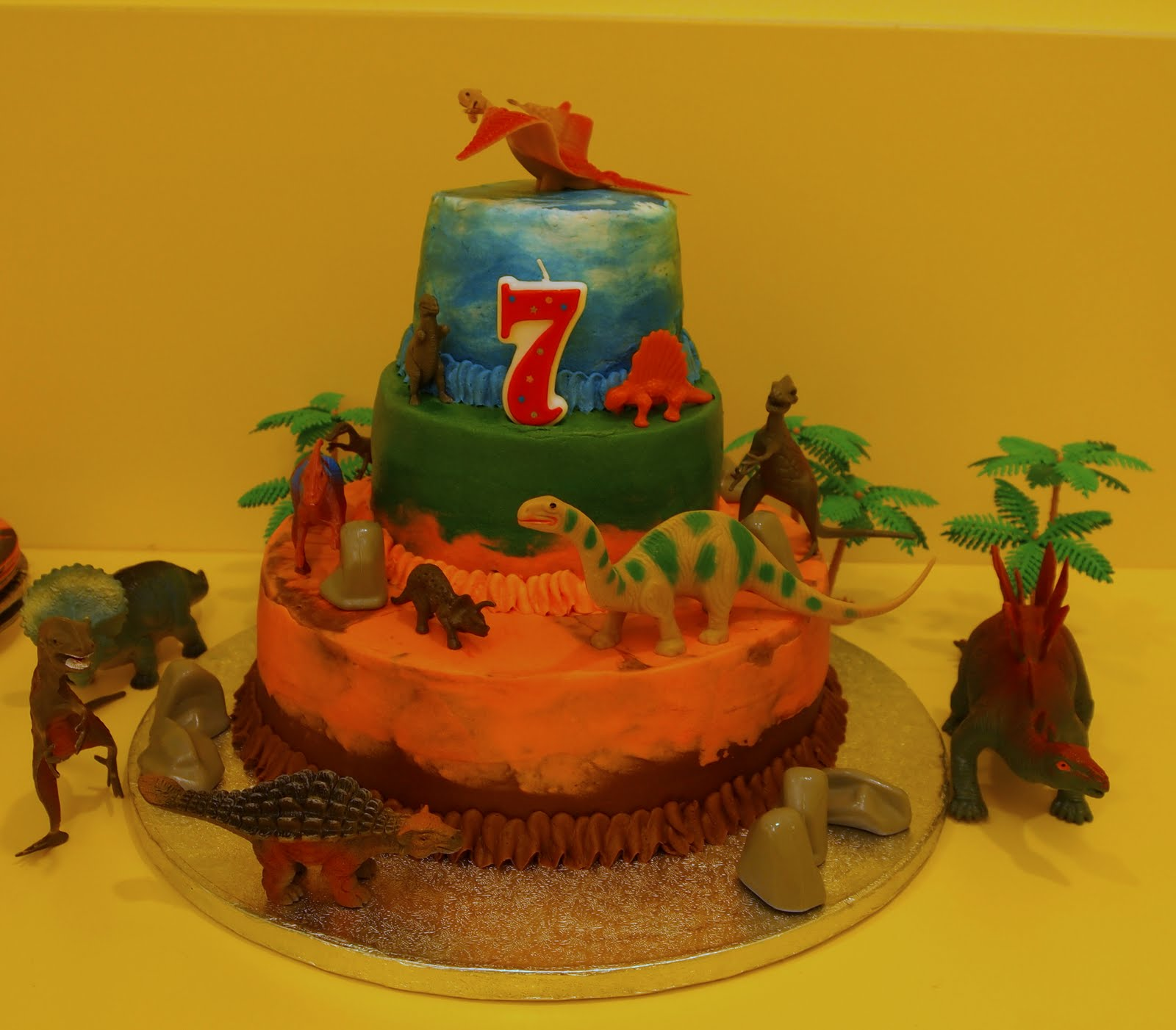 Becky Kelly Cakes Jacks 7th Birthday