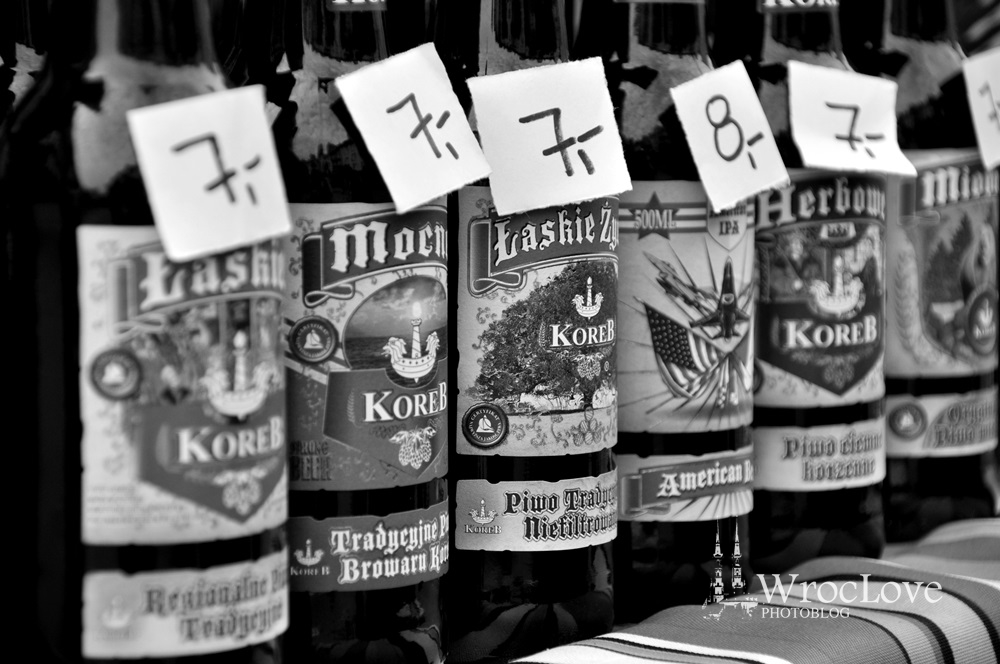WrocLove Photoblog - Wrocław in black&white photos