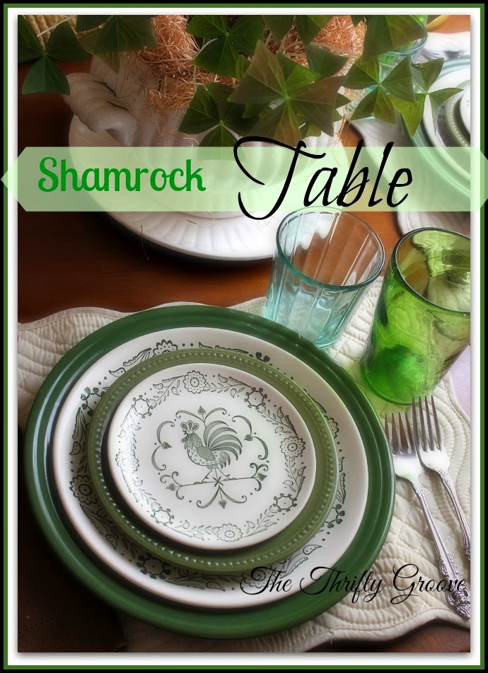 Shamrock Table