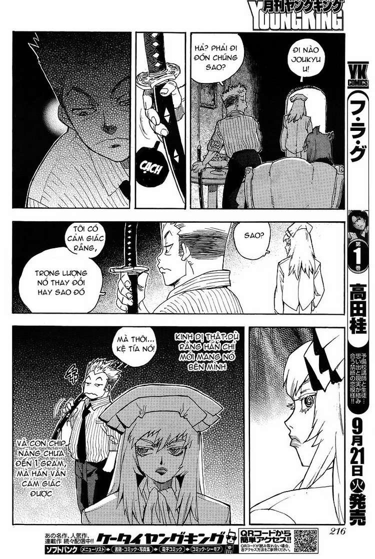 Aiki chap 70 - Trang 8