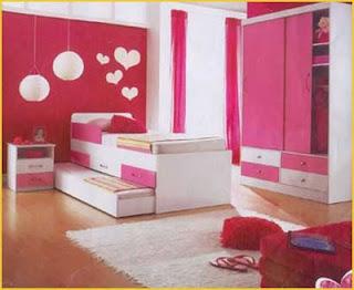 dicas de decoração para quarto feminino
