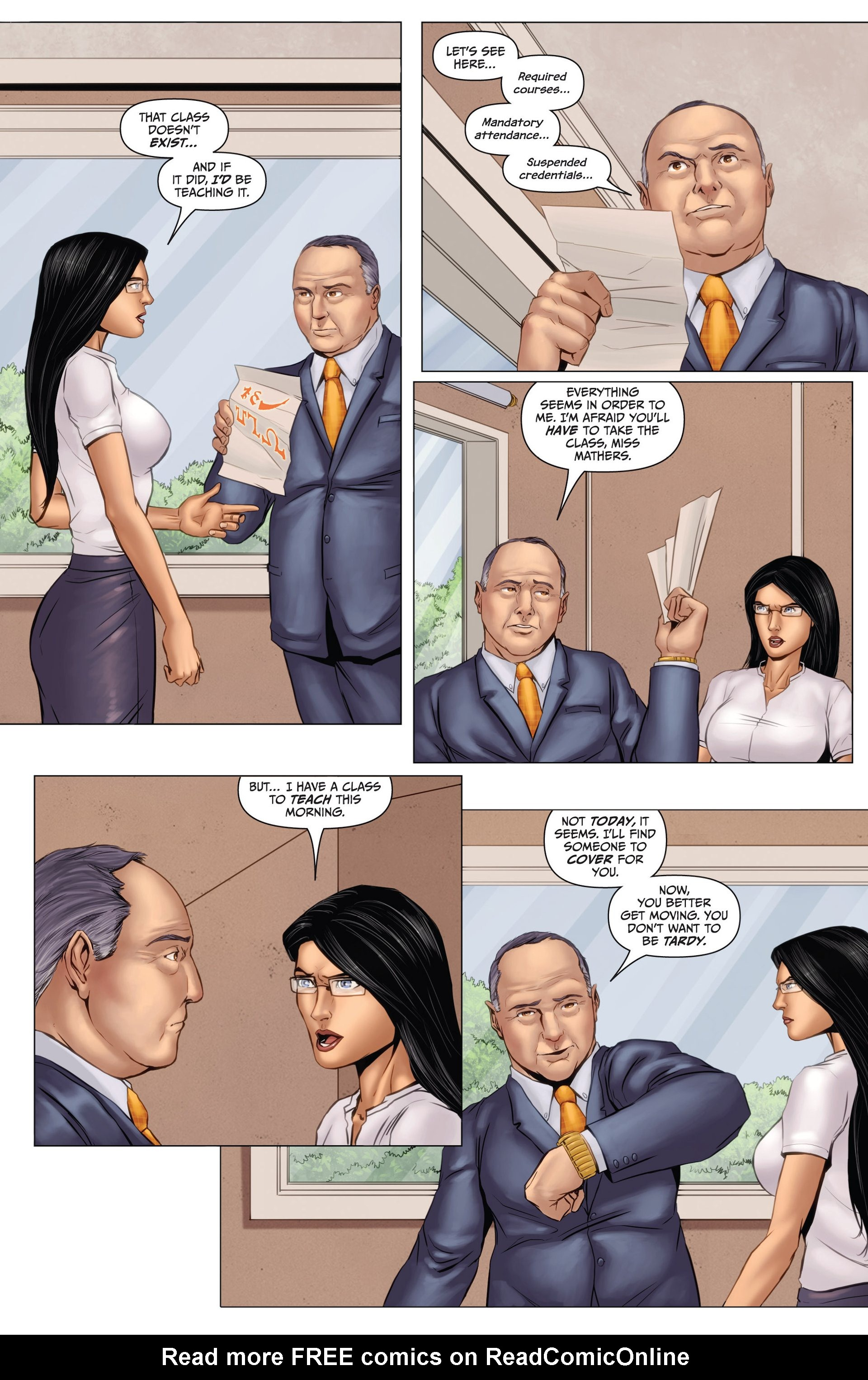 Grimm Fairy Tales (2005) Issue #93 #96 - English 5