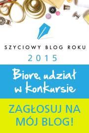 Konkurs na szyciowy blog roku