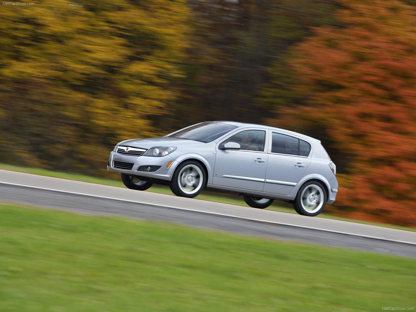 Hình ảnh xe ô tô Saturn Astra 5-door 2008 & nội ngoại thất
