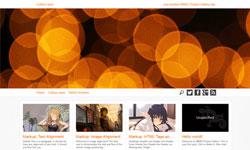"WordPress Theme: ""Culture Java"""
