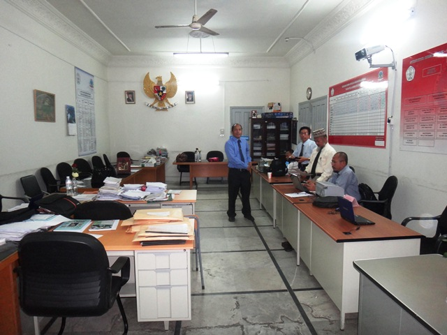 Sekolah Indonesia Jeddah Ruang Guru