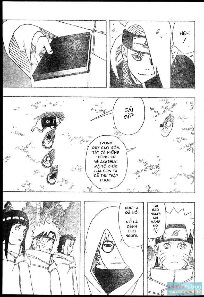 Naruto chap 356 Trang 12 - Mangak.info