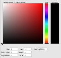 Genera códigos de colores para adsense