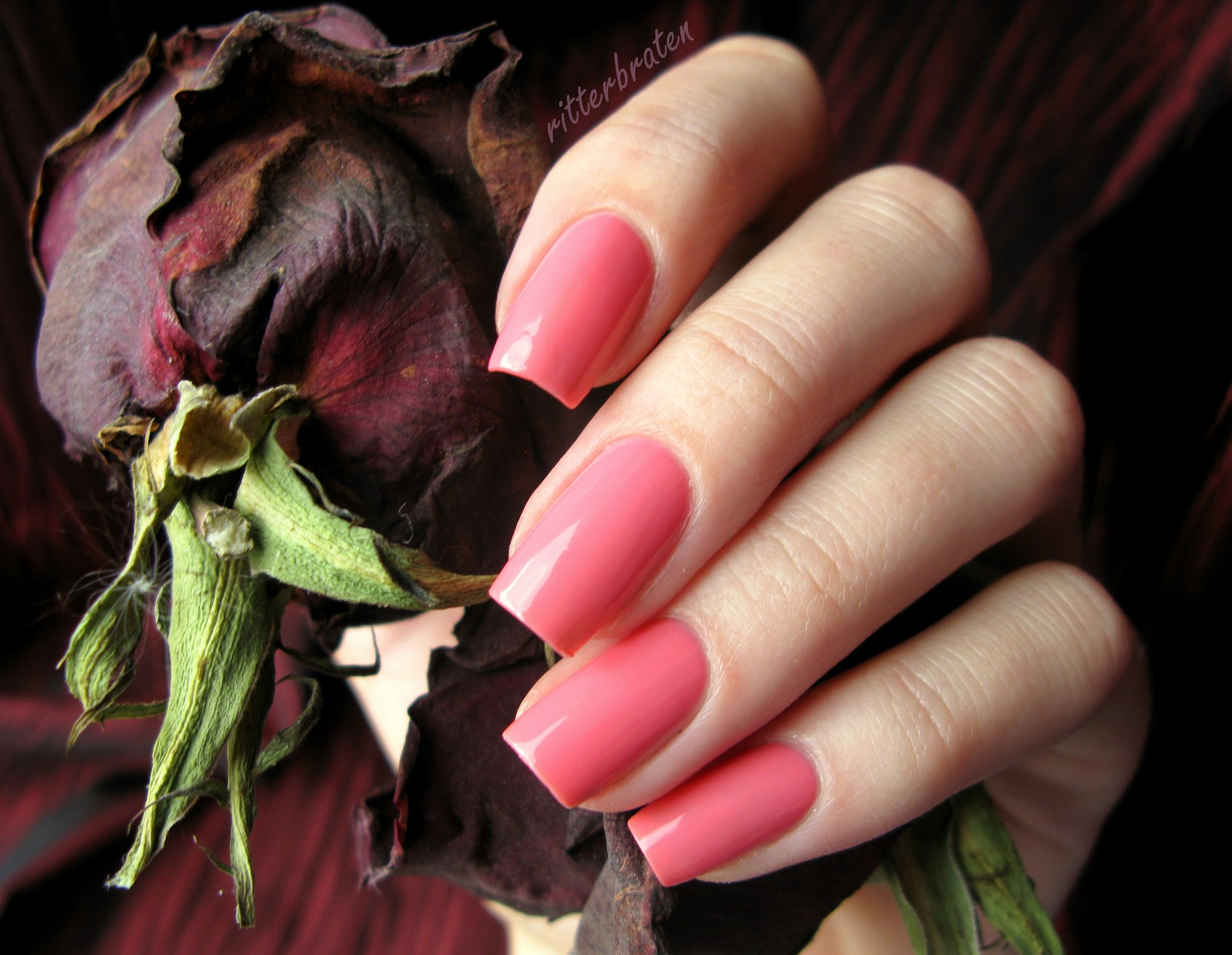 Mavala Toulouse nail polish