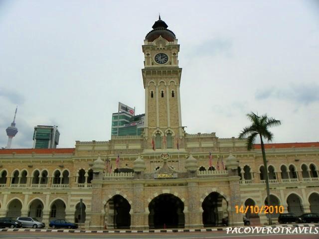 Edificio del Sultan Abdul Samad
