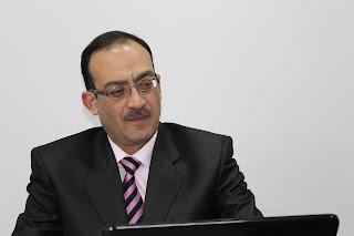 الإعلامي نبيل ابو عبيد