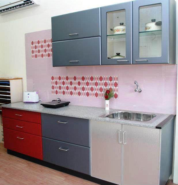 Straight kitchen layout for Straight line kitchen designs