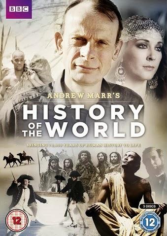 BBC: História Mundial com Andrew Marr Episódio 03 MKV + RMVB Legendado